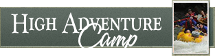 High Adventure Camps